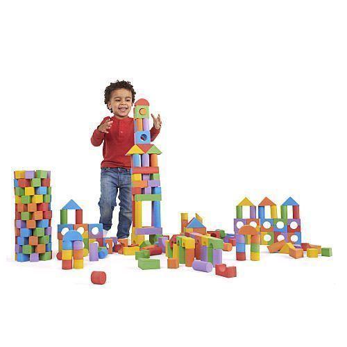 Imaginarium Soft Building Blocks