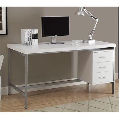 White desk monarch series
