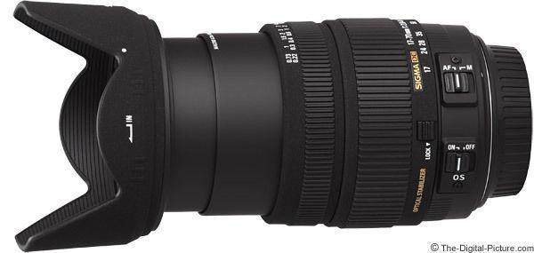 Sigma 17-70mm F2.8-4 DC Macro OS - MINT NEW CANON ZOOM LENS