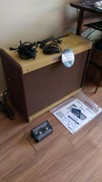 Fender Hot Rod Deluxe III - Tweed 40w tube amp