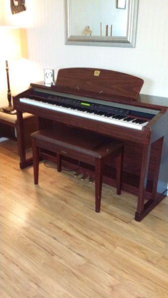Yamaha clavinova clp -170
