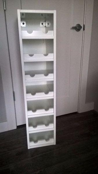 IKEA PERFEKT Wine shelf - 9x39