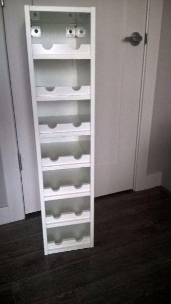 IKEA PERFEKT Wine shelf - 9x39