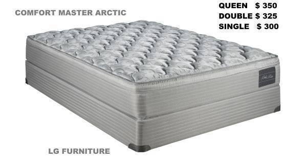 ALL SIZE GOOD SELECTIONS OF MATTRESSES FOR SALE BRAND NEW