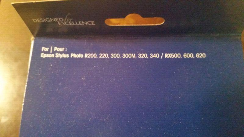 Epson Printer Ink Brand New $25.00