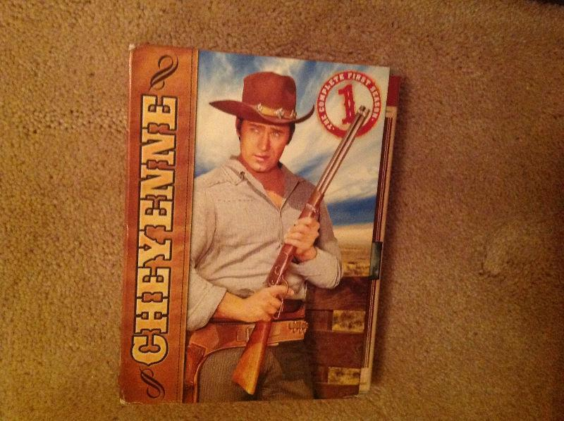 Cheyenne Complete Season 1
