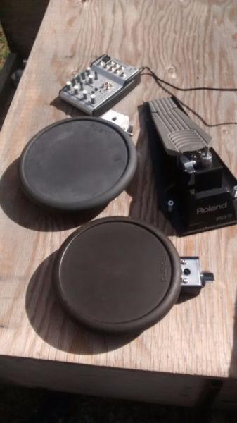 Roland FD7, PD8, PD9