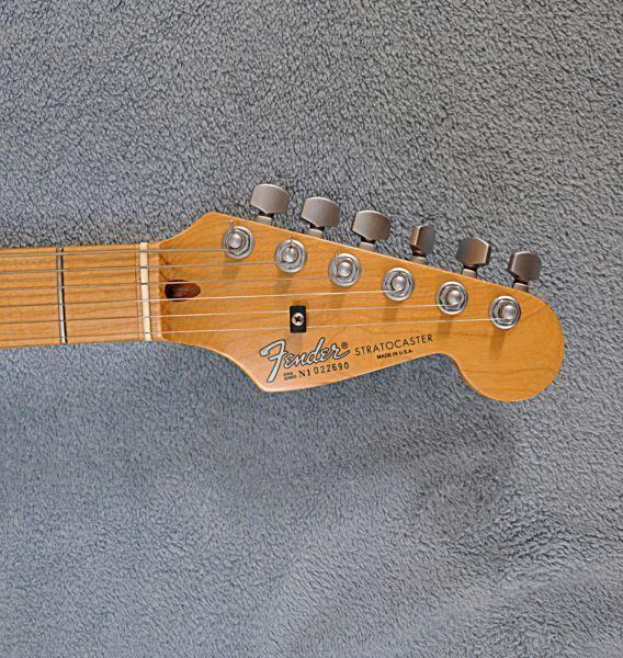 Stratocaster - 1990 Fender Strat Plus