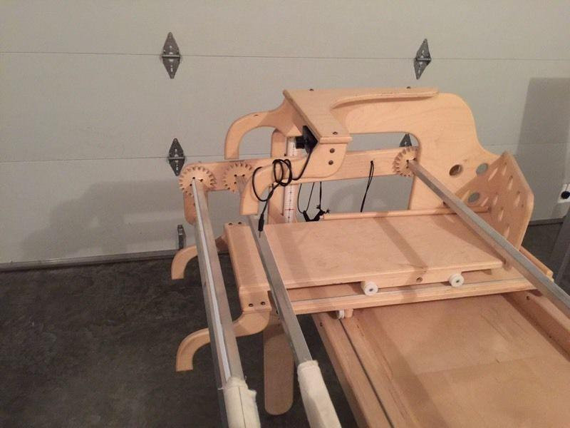 B-Line Quilting Frame for sale