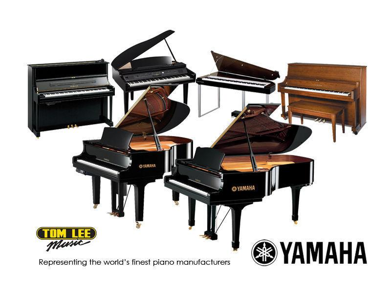Brand New Yamaha DU1E3 Disklavier Piano Now in
