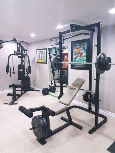 Wanted: GYM SET