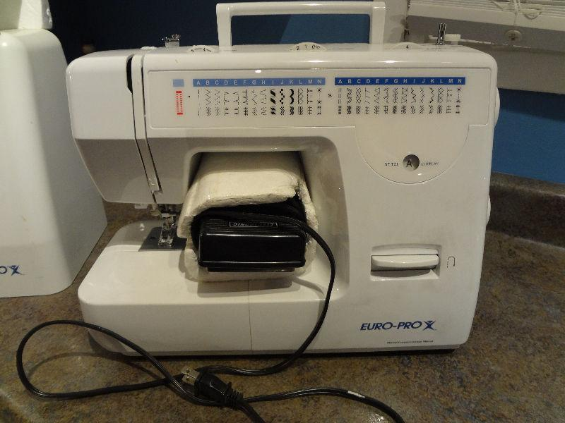 Euro Pro X 7130 Sewing Machine