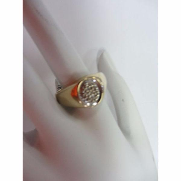 Men's 10KT Diamond Ring