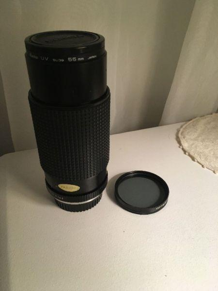 Film lenses