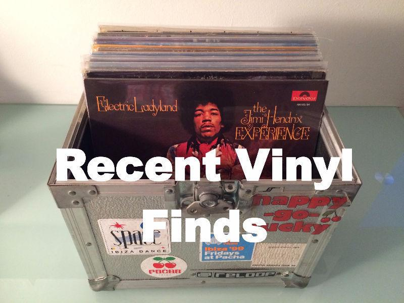 ☆ RETRO REVOLUTION RECORDS ☆ RECENT VINYL ADDITIONS ☆ SEPT 22nd
