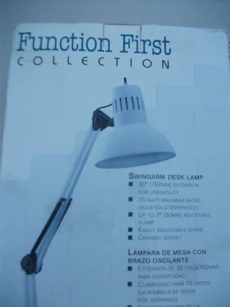 Brand New Desk Lamp Never out of box