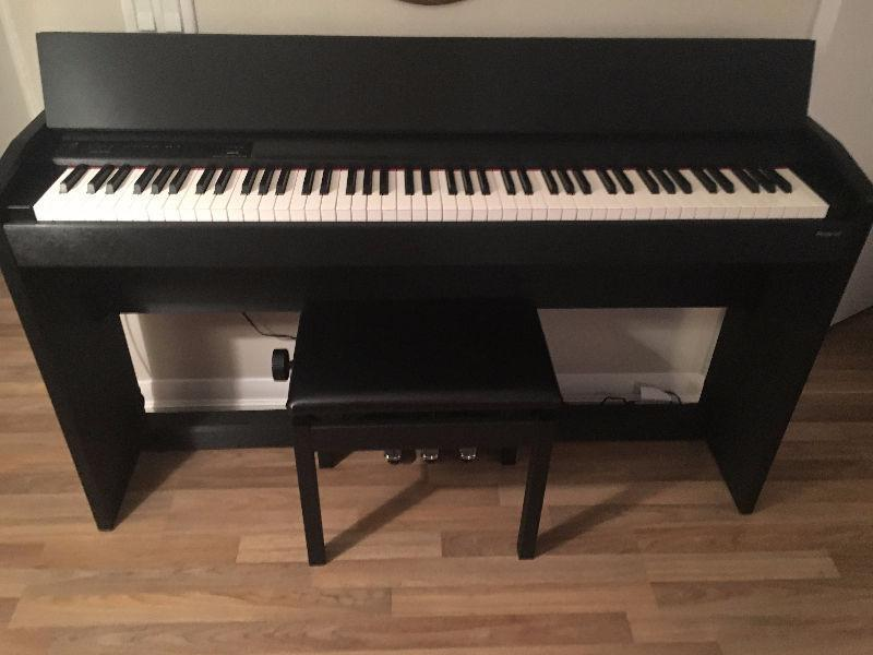 ROLAND DIGITAL PIANO F110