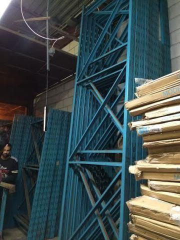 13 feet tall Industrial Pallet Racking 'A (upright)' Frame
