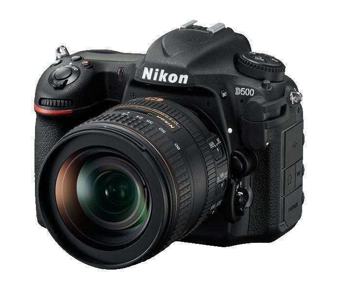 Nikon D500 Body Only (LNIB)