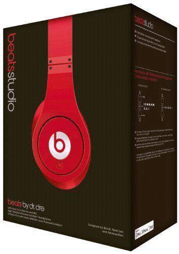Red beats studios