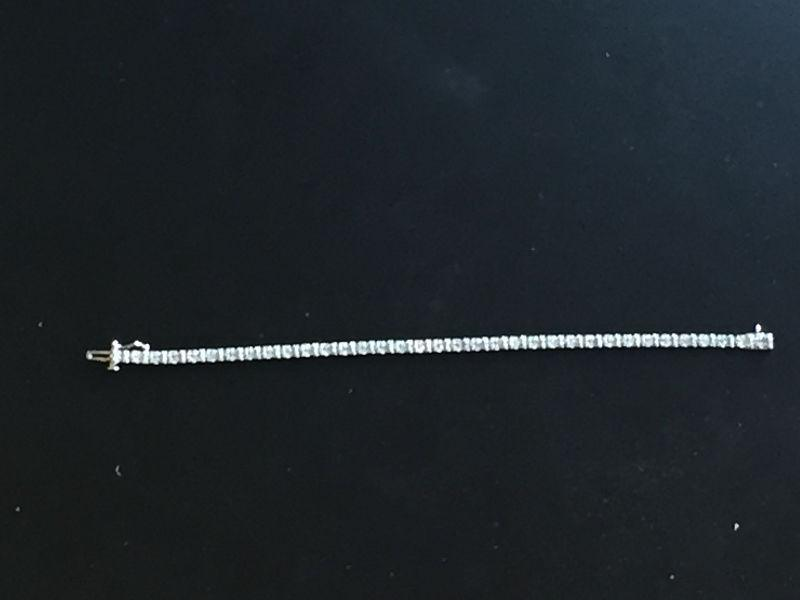 Selling diamond bracelet