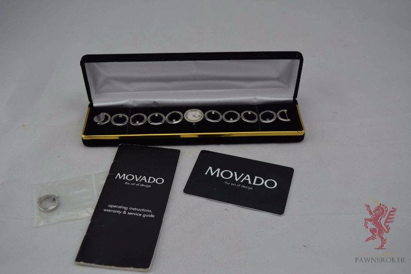 The Honest Pawnbroker - Movado Ladies Mother of Pearl Dial 42