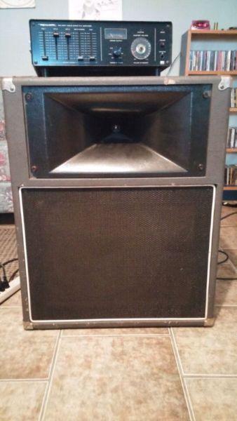 LT Electronics Limited Speaker Cab