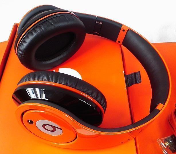 Beats Monster Studio Rare Orange