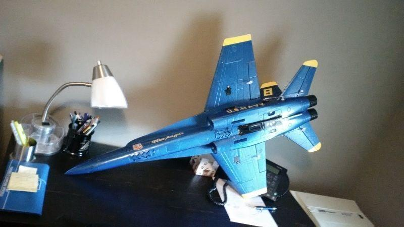 RC Radio Control EDF Jet Airplane