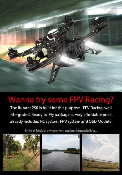 Walkera 250 Racing Drone