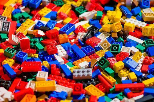 Lego Bricks, $8.00/bag
