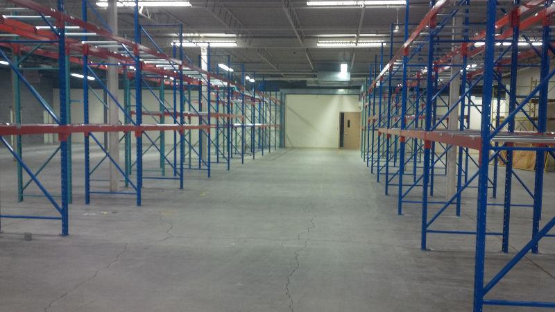 Pallet Racking Rayonnage Pour Pallets