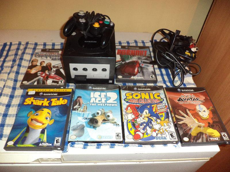 Jeux Game Cube