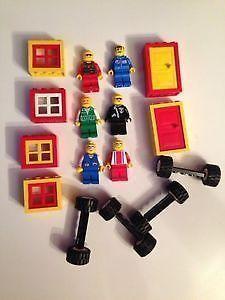 Kit d'accessoires Lego