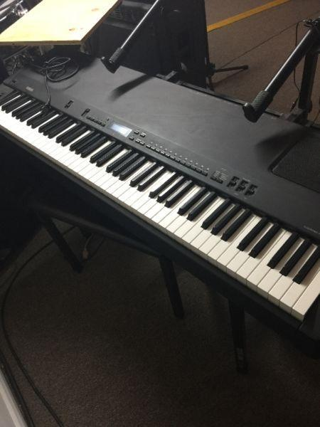 Clavier stage piano Yamaha P-200