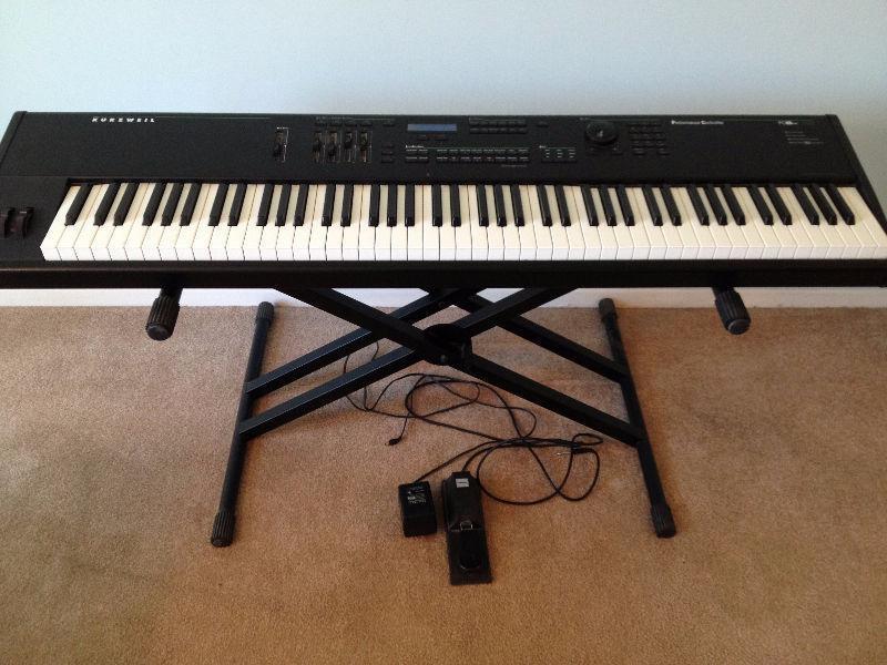 Kurzweil PC 88 Performance Controller Professional MIDI/Master