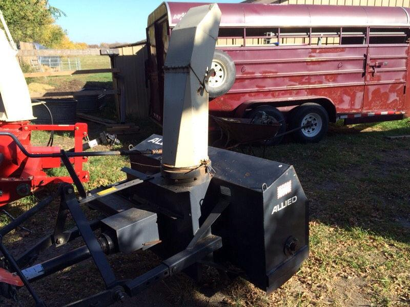 Snow Blower 50 Inch 3 pt hitch