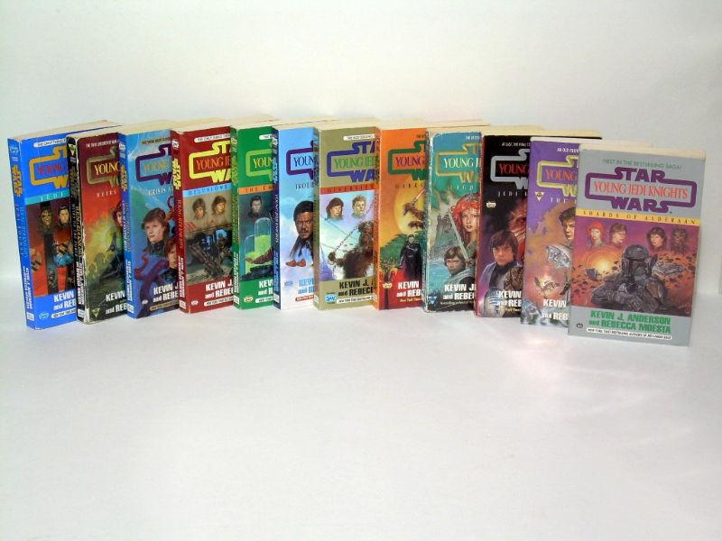 STAR WARS - Young Jedi Knights Novel Series $5—$40