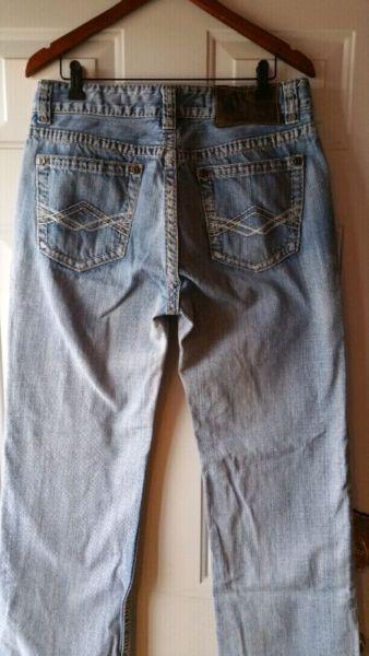 Mens Rock & Roll Jeans