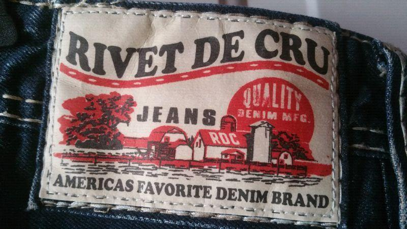 Rivet Du Cru Jeans