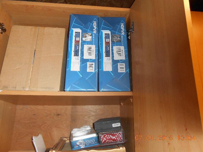 shaw cale box new pvr