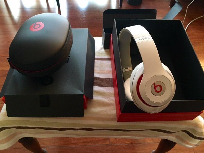 (New)Beats Studio Wireless headphones