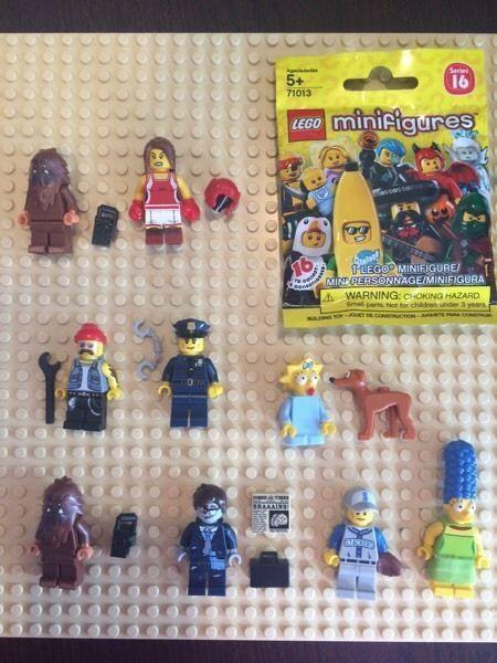 LEGO MINIFIGURES-Star Wars, Collector, SuperHero-Trade or Sell!