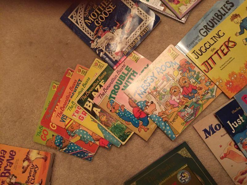A Collection of Books- Great Condition