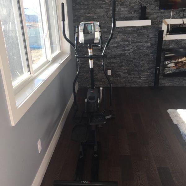 H35e elliptical