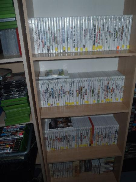 370 nintendo wii and nintendo gamecube games and systems