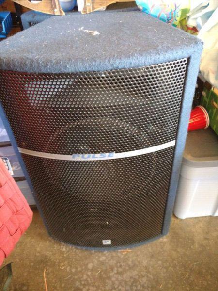 Yorkville pr315 speakers
